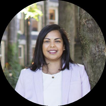 CRIS Director, Vinita Haroun